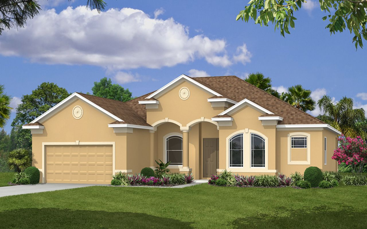 Single Family for Active at The Reserve At Twin Rivers - Barbados 2800 15601 Golf Course Rd Parrish, Florida 34219 United States
