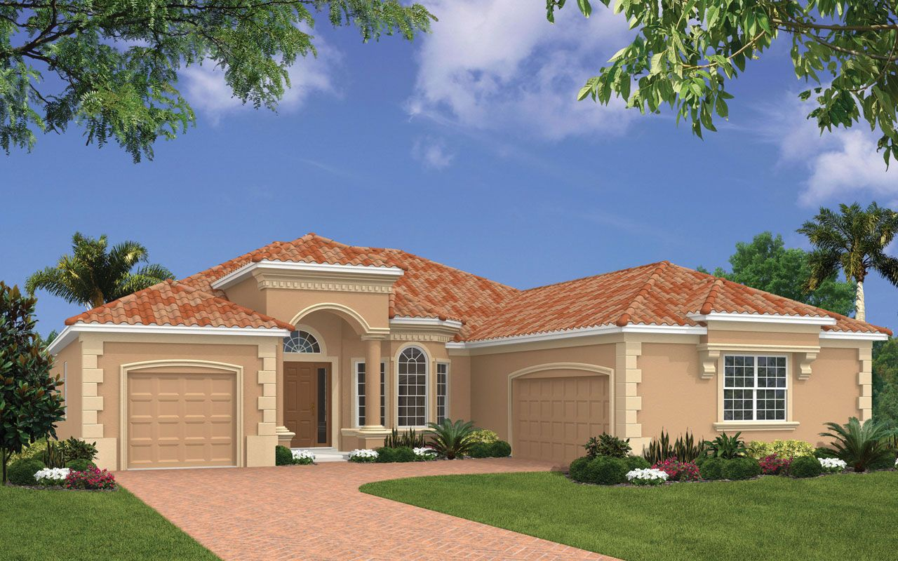 Single Family for Sale at The Inlets - St. John—the Reserve 528 Regatta Way Bradenton, Florida 34208 United States