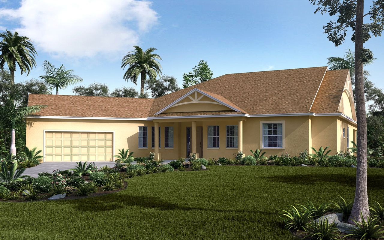 Single Family for Active at The Reserve At Twin Rivers - Caicos 15601 Golf Course Rd Parrish, Florida 34219 United States