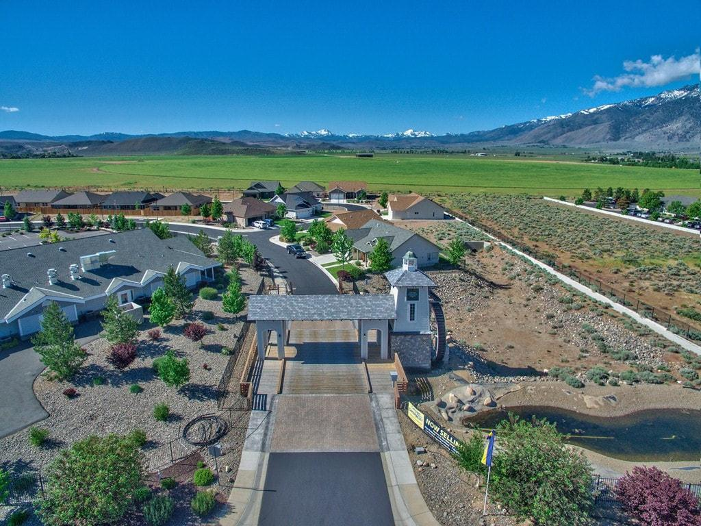 Single Family for Active at Residence 3 - 2150 Plan 771 East Cottage Loop Gardnerville, Nevada 89460 United States