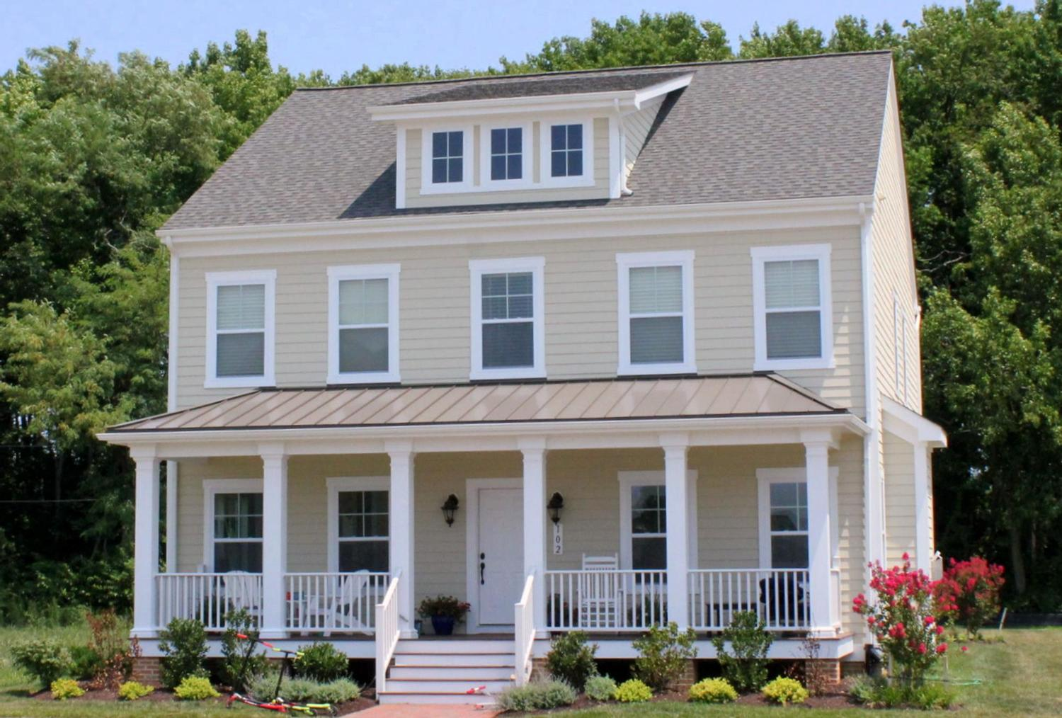 Single Family for Active at Covell Signature Homes - Belle Haven Classic Chester, Maryland 21619 United States