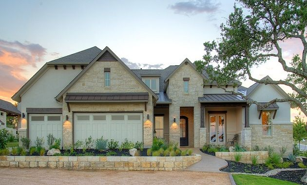 Single Family for Sale at Design 3076 1403 Buffalo Canyon Dr Dripping Springs, Texas 78620 United States
