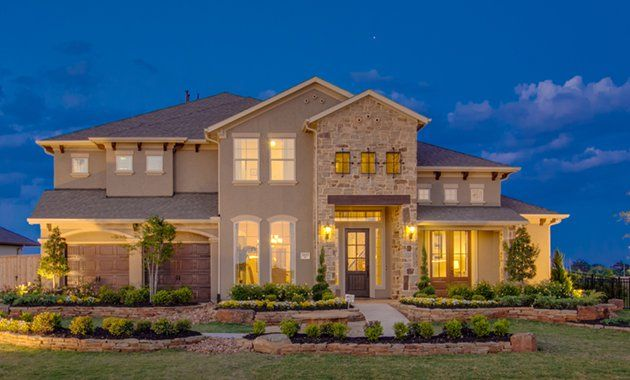 Avalon At Spring Green 75 39 New Homes In Katy Tx By
