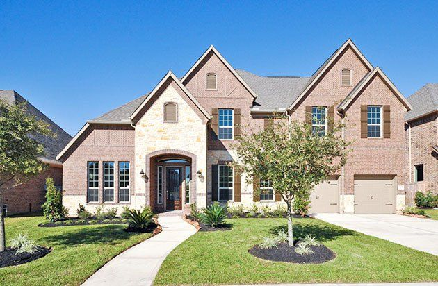 Single Family for Sale at Design 7302 3011 Wolfberry Dr Manvel, Texas 77578 United States