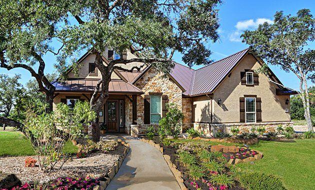 Один семья для того Продажа на Design 3513 5760 High Forest Dr New Braunfels, Texas 78132 United States