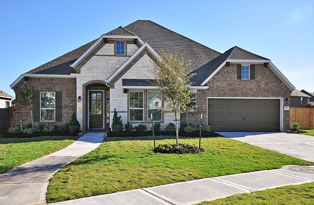 new homes for sale in Fulshear houston tx 29911 Spring Side Ct by Coventry Homes
