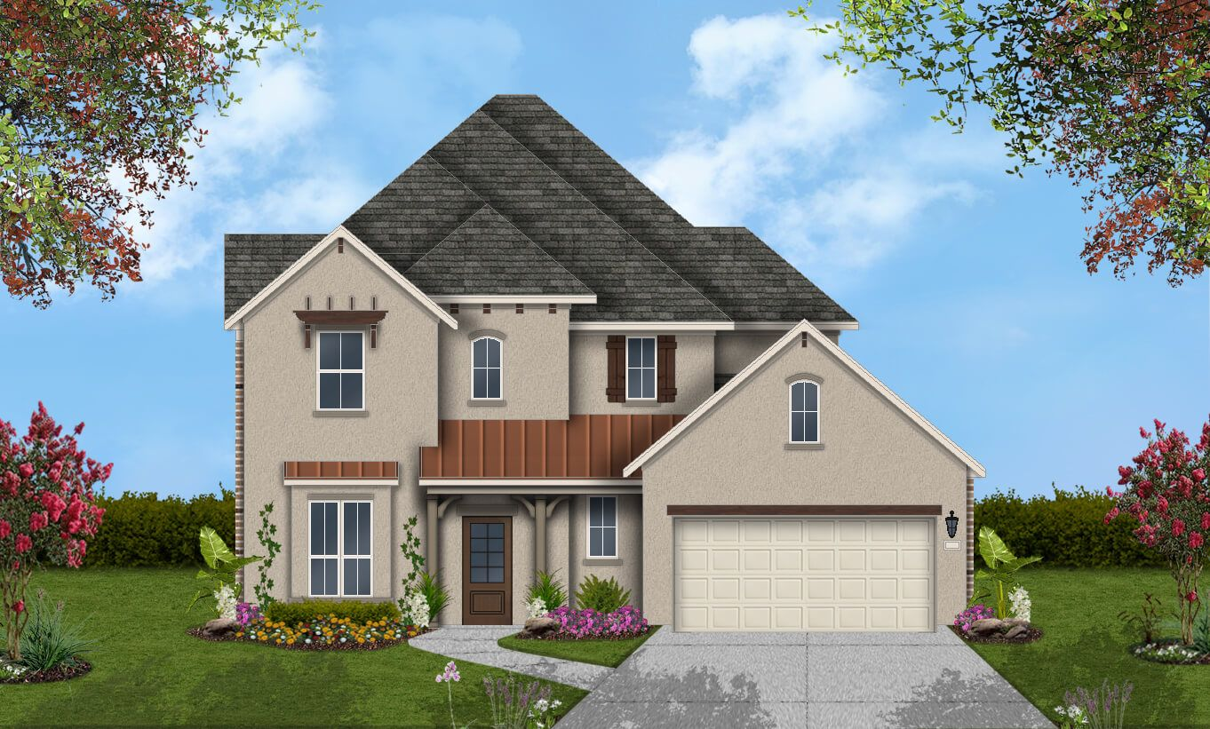 Single Family for Sale at Coastal Point 60' - Design 5966 Kemah, Texas 77565 United States