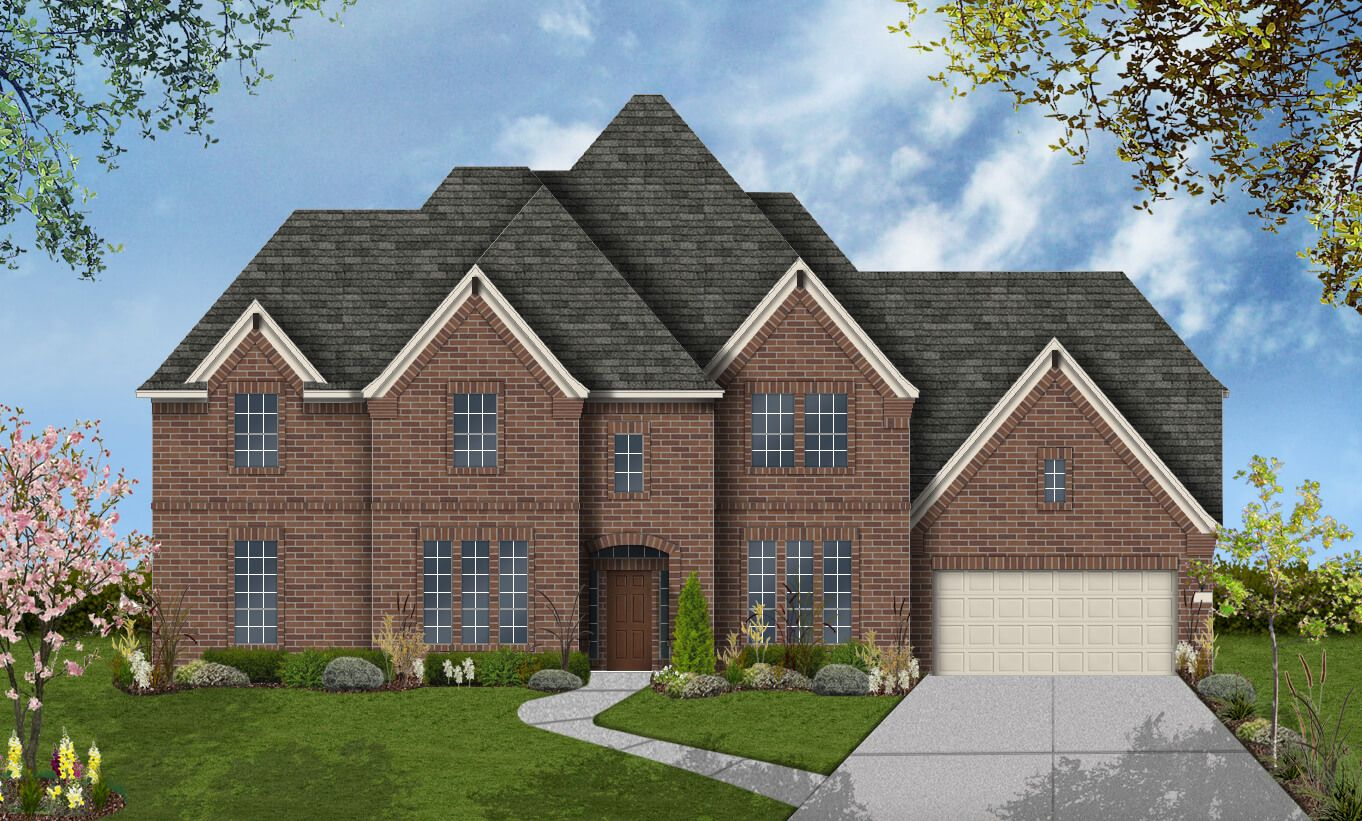 Single Family for Sale at Pomona 75' - Design 8286 4722 Orchard Creek Ln Manvel, Texas 77578 United States