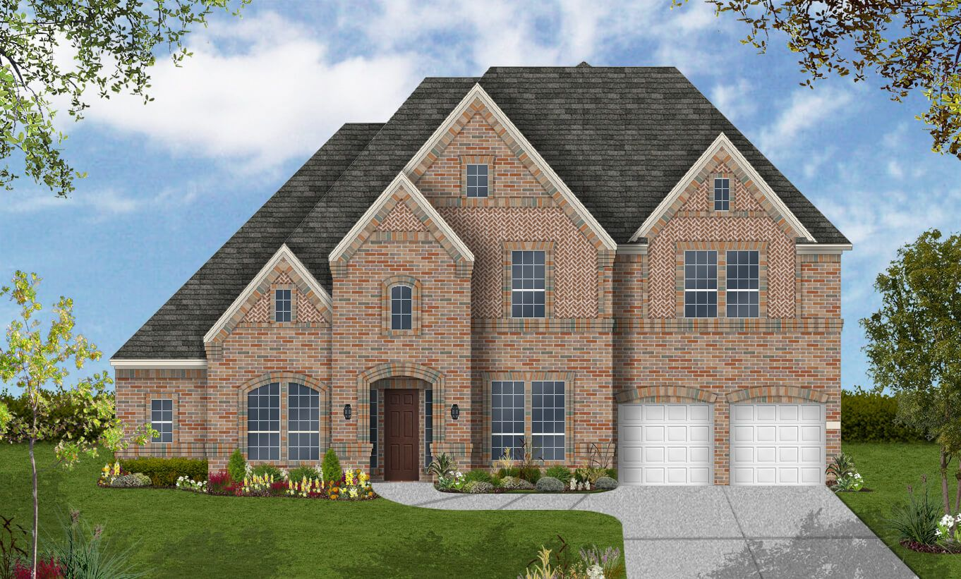 Single Family for Active at Pomona 75' - Design 7799 4722 Orchard Creek Ln Manvel, Texas 77578 United States