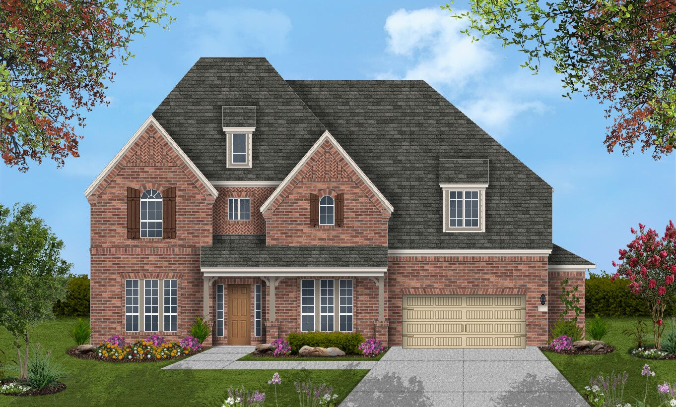 Single Family for Active at Pomona 75' - Design 7801 4722 Orchard Creek Ln Manvel, Texas 77578 United States