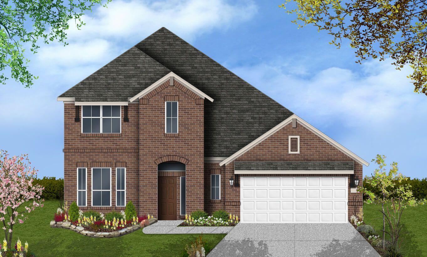 Single Family for Sale at Coronado - Design 2733 23325 Emerald Pass San Antonio, Texas 78258 United States