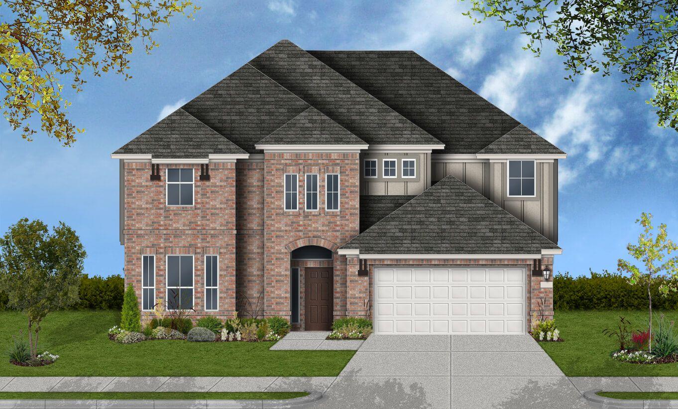 Single Family for Sale at Coronado - Design 2990 23325 Emerald Pass San Antonio, Texas 78258 United States