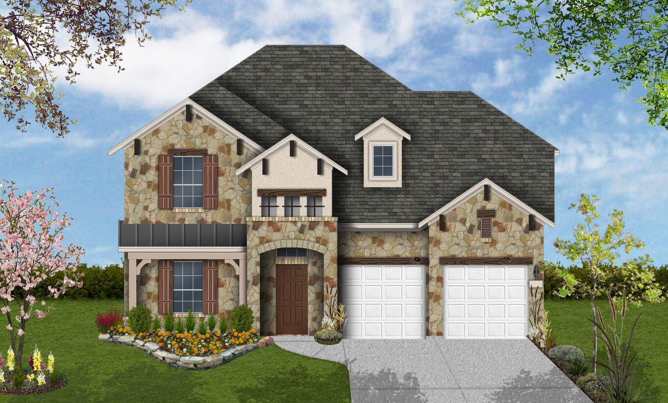 Single Family for Sale at Coronado - Design 3279 23325 Emerald Pass San Antonio, Texas 78258 United States