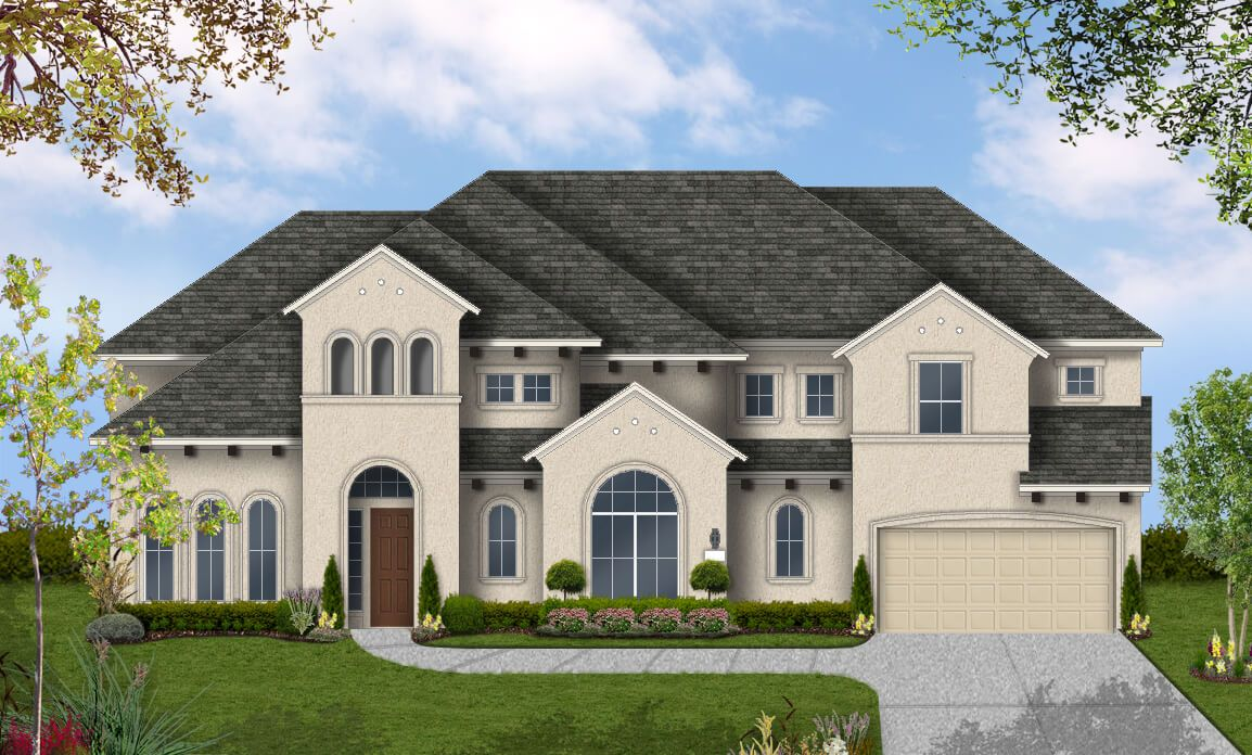 Single Family for Sale at Pomona 75' - Design 8310 4722 Orchard Creek Ln Manvel, Texas 77578 United States