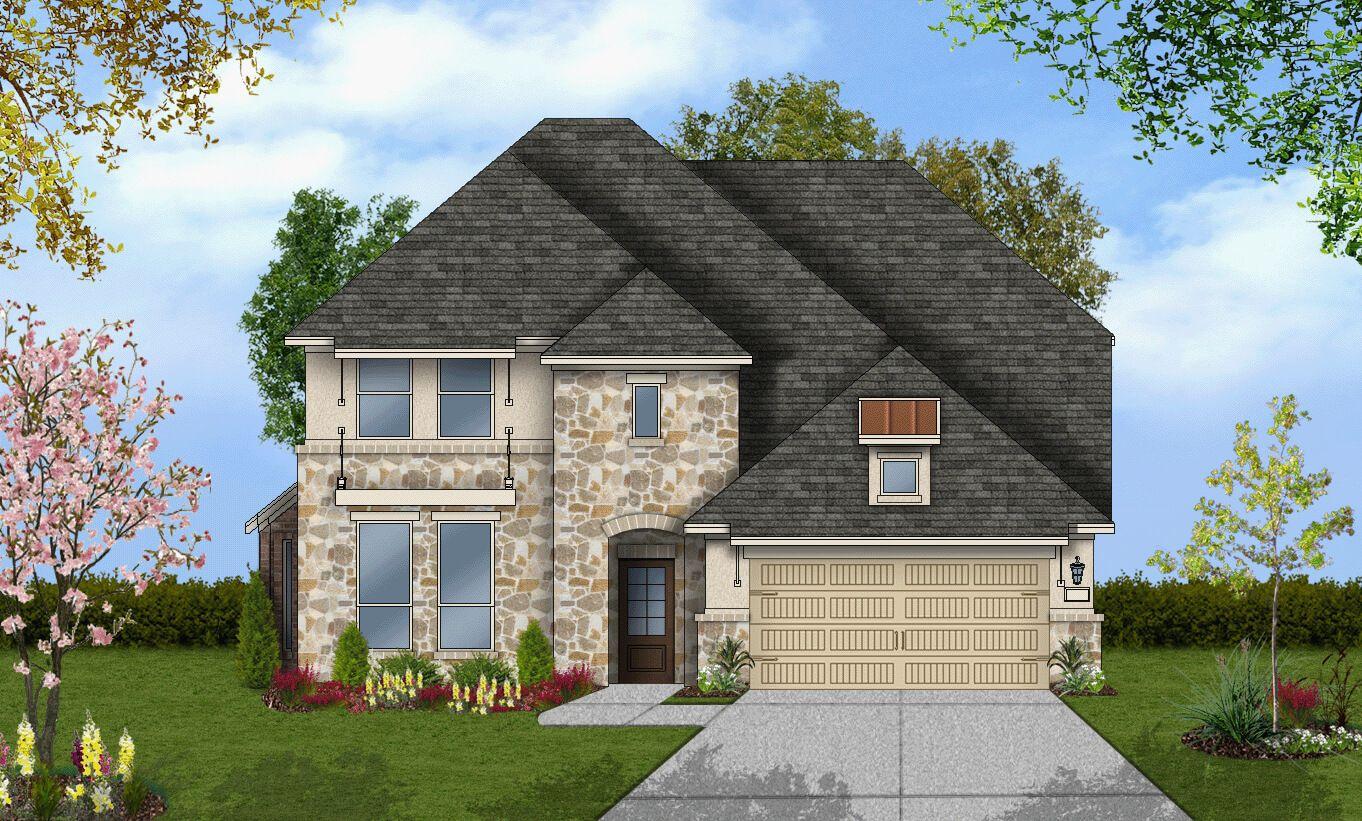 Single Family for Sale at Coronado - Design 3268 23325 Emerald Pass San Antonio, Texas 78258 United States