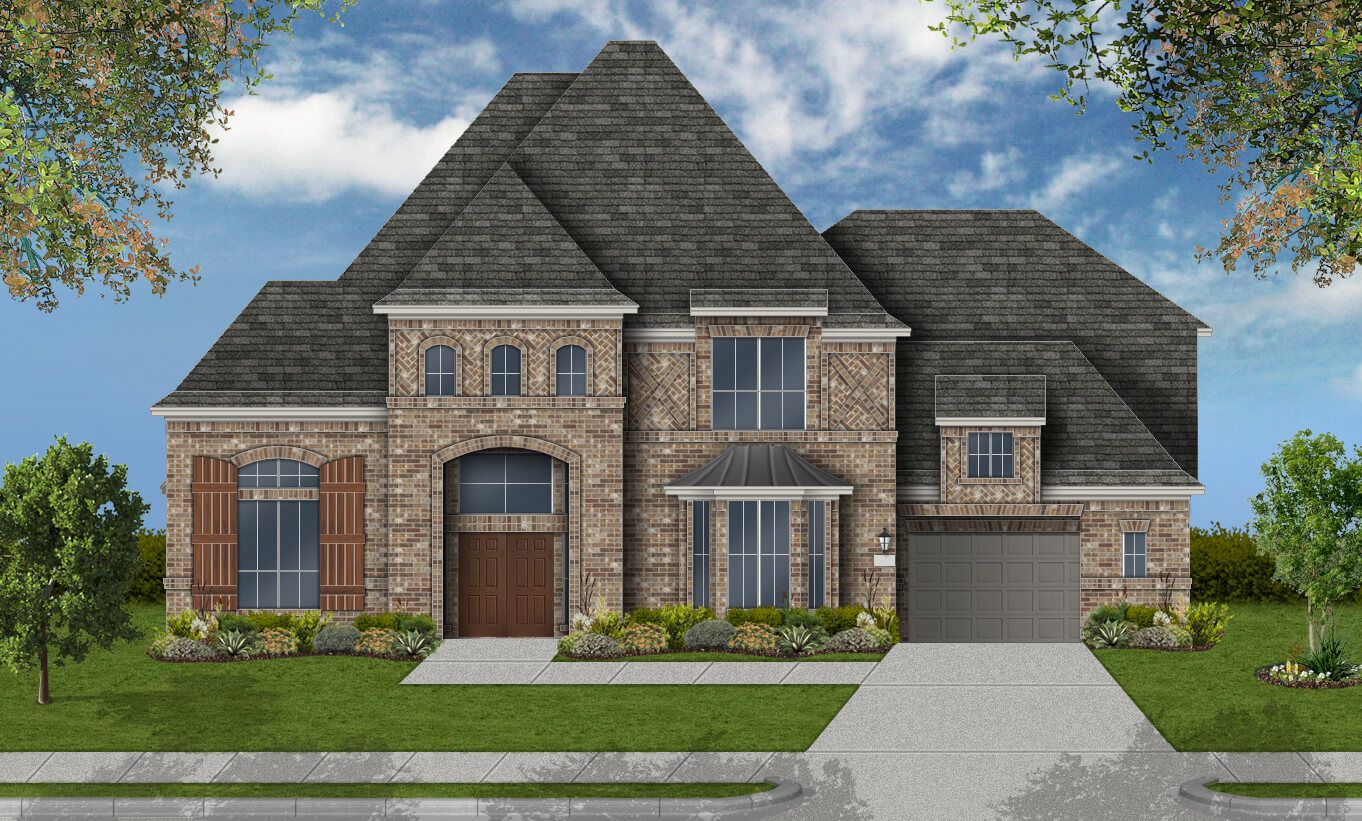 Single Family for Active at Pomona 75' - Design 7803 4722 Orchard Creek Ln Manvel, Texas 77578 United States