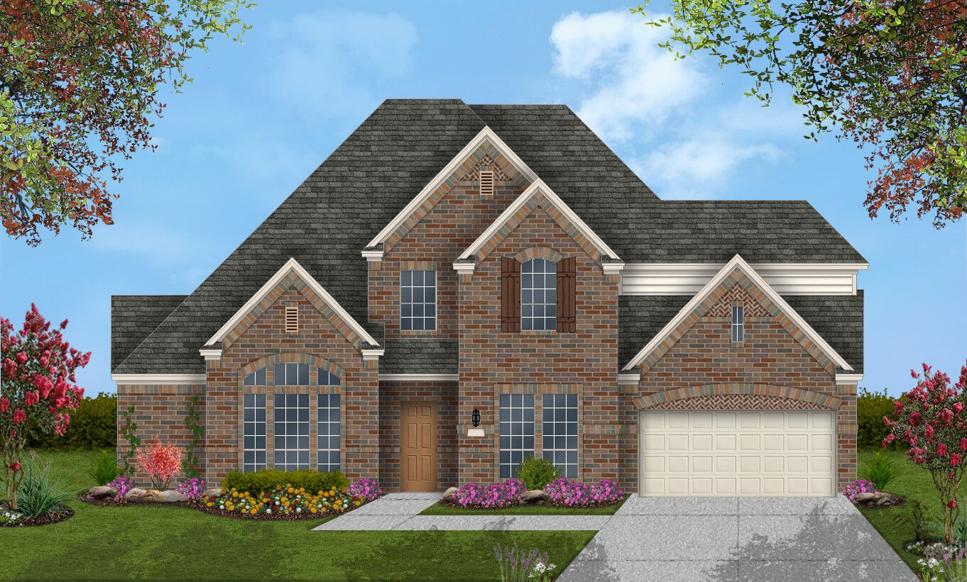 Single Family for Active at Rutherford West - Design 3563 2702 Nature View Lp Driftwood, Texas 78619 United States