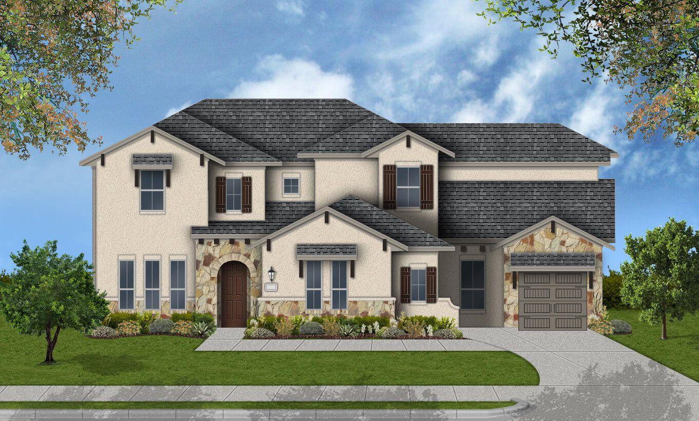 Single Family for Active at Design 3500 6917 Sunset Ridge Way Jonestown, Texas 78645 United States