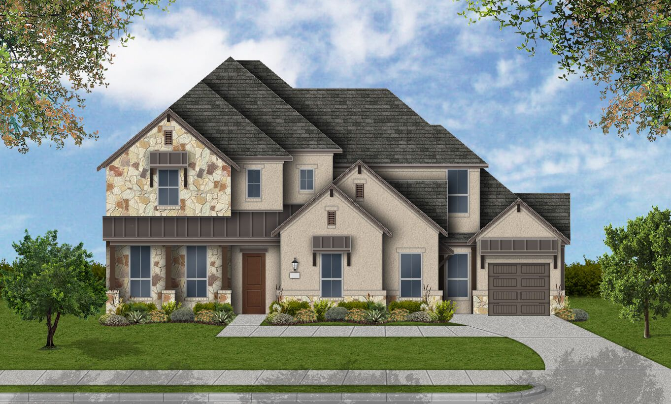 Single Family for Active at Design 3849 7212 Celebration Ct Jonestown, Texas 78645 United States
