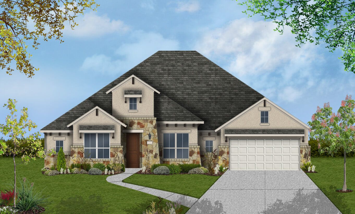 Single Family for Active at Design 2561 1557 Nature View Lp Driftwood, Texas 78619 United States