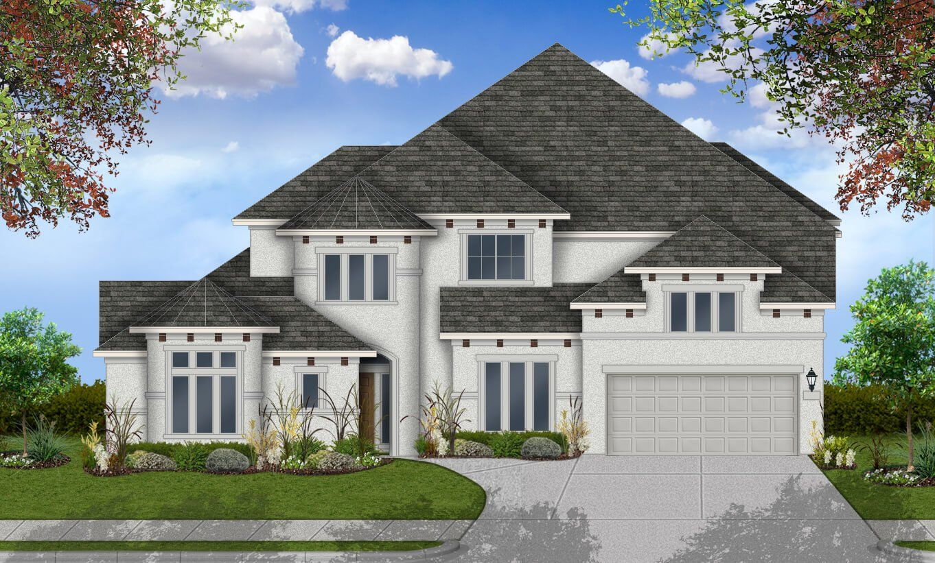 Single Family for Active at Hidden Lakes 70' - Design 7315 1603 Noble Way Ct. League City, Texas 77573 United States