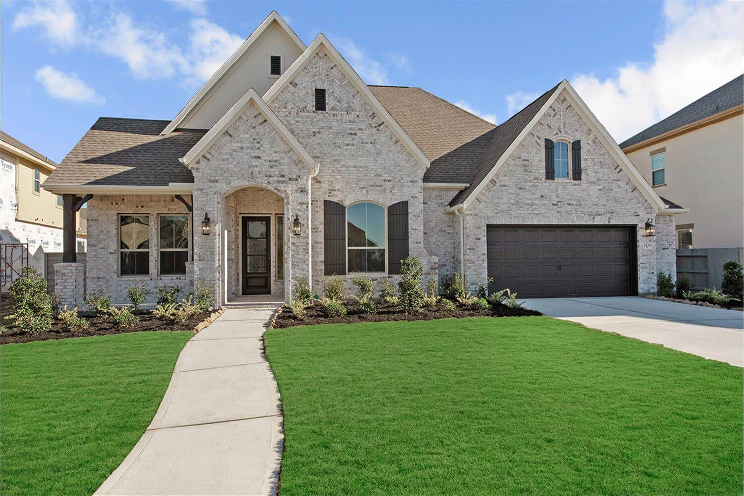 Single Family for Active at Design 6876 2434 Piney Creek Dr Manvel, Texas 77578 United States