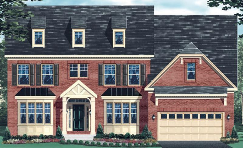 Additional photo for property listing at Craftmark Homes - Custom Build On Your Lot (Leesburg) - Clifton - Boyl  Leesburg, Virginia 20175 United States