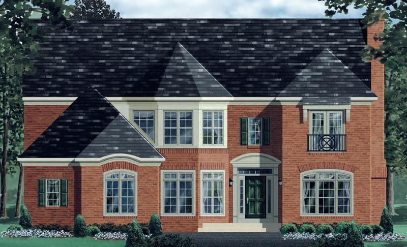 Single Family for Sale at Craftmark Homes - Custom Build On Your Lot (Leesburg) - Westchester - Boyl Leesburg, Virginia 20175 United States