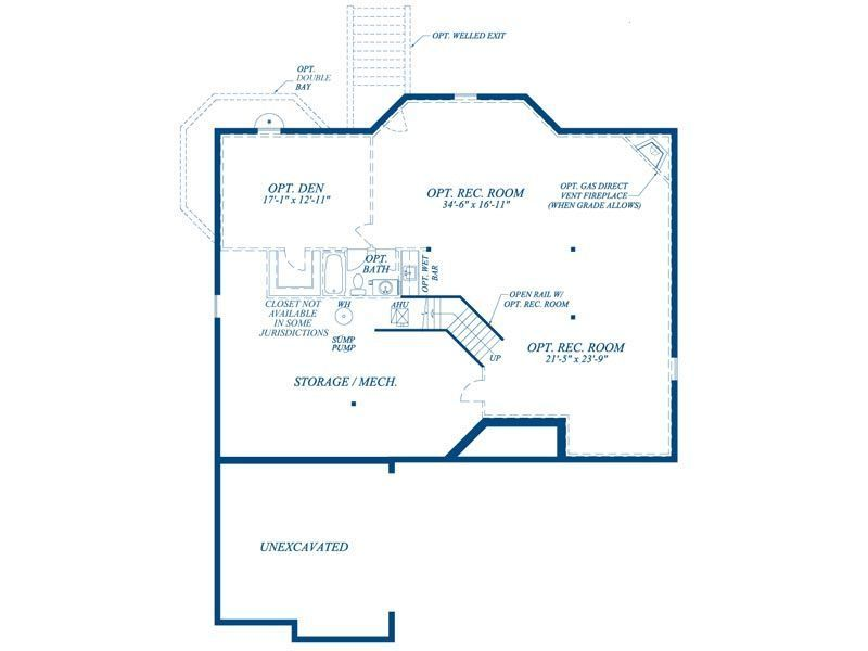 Additional photo for property listing at Craftmark Homes - Custom Build On Your Lot (Leesburg) - Westchester - Boyl  Leesburg, Virginia 20175 United States