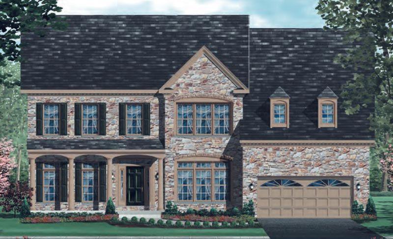New Construction Homes Near Gaithersburg Md