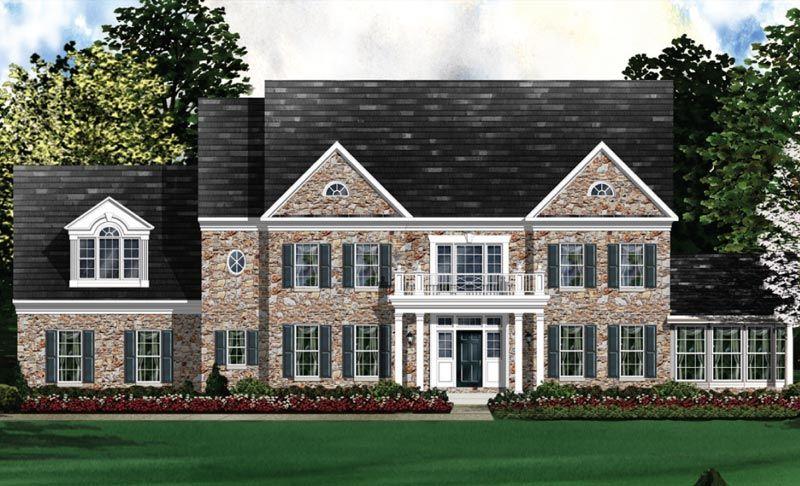 Single Family for Sale at Walnut Creek - Kenwood 5010 Sheppard Lane Ellicott City, Maryland 21042 United States