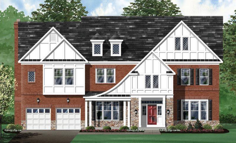 Craftmark homes walnut creek oakmont 1075867 ellicott for Oakmont home builders
