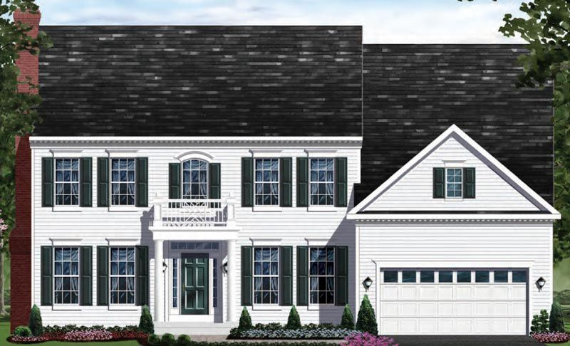 Single Family for Sale at Clarksburg Village (Singles) - The Clifton 22001 Winding Woods Way Clarksburg, Maryland 20871 United States
