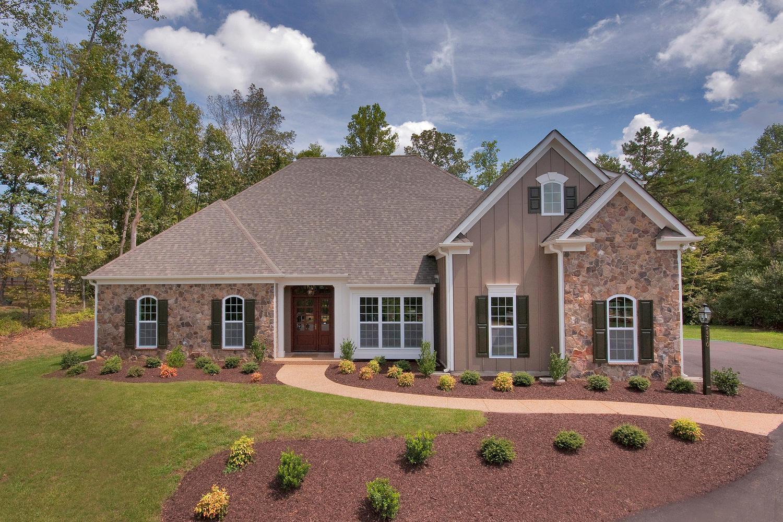Craig builders hyland ridge newport 1218090 for Custom home builders charlottesville va