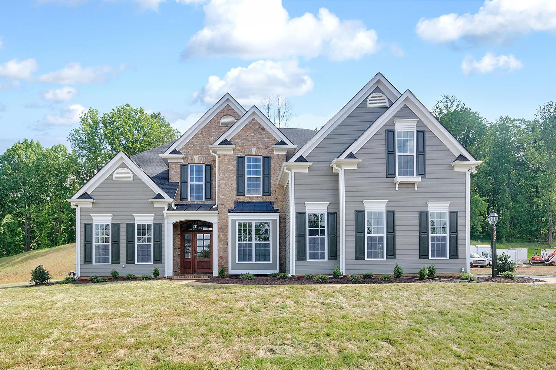 Craig builders hyland ridge monterey 1218092 for Modern homes for sale in virginia