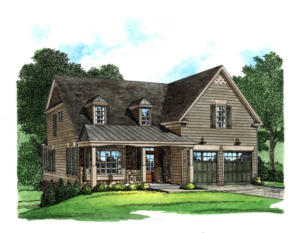 Charlottesville new homes topix for Custom home builders charlottesville va