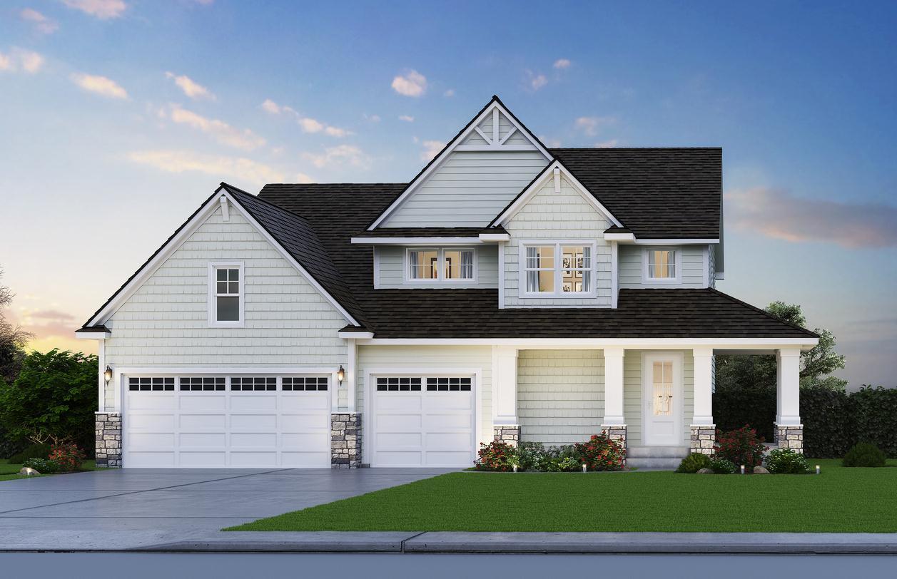 单亲家庭 为 销售 在 Adelaide Landing - Fremont 5562 130th Way N. Hugo, Minnesota 55038 United States