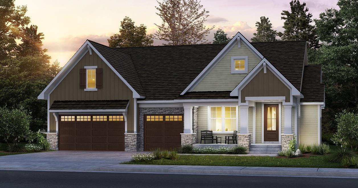 单亲家庭 为 销售 在 Adelaide Landing - Afton 5562 130th Way N. Hugo, Minnesota 55038 United States