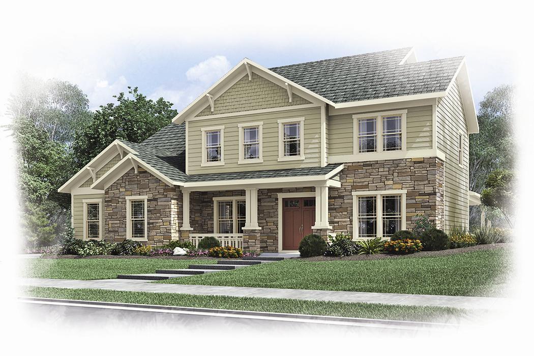 Fielding Homes Masons Bend Fieldcrest 1256352 Fort Mill