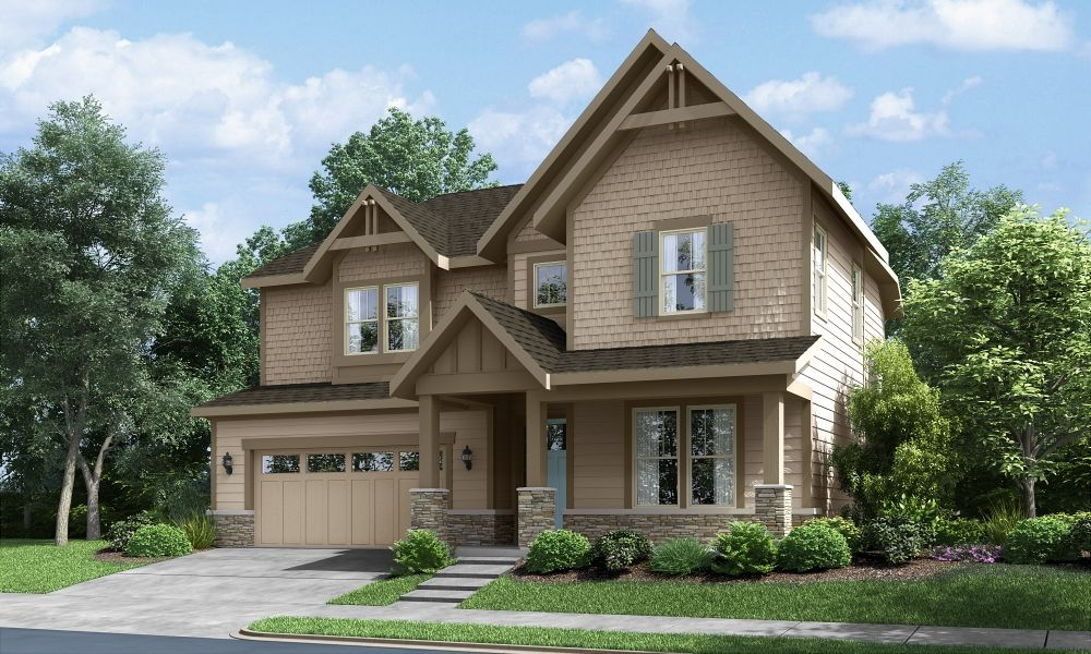 Single Family for Sale at The Laurel At Paddlers Cove 920 Elderberry Lane Clover, South Carolina 29710 United States