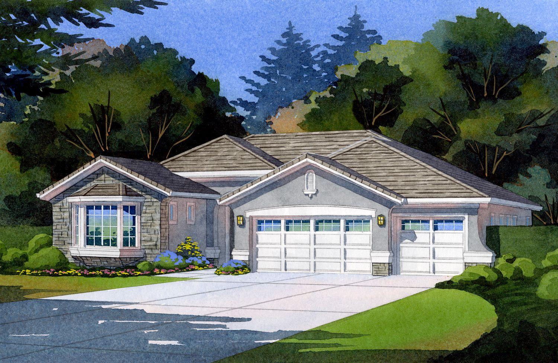 Single Family for Sale at Cresleigh Peaks - Signature - Pikes 2737 Satori Way Yuba City, California 95993 United States