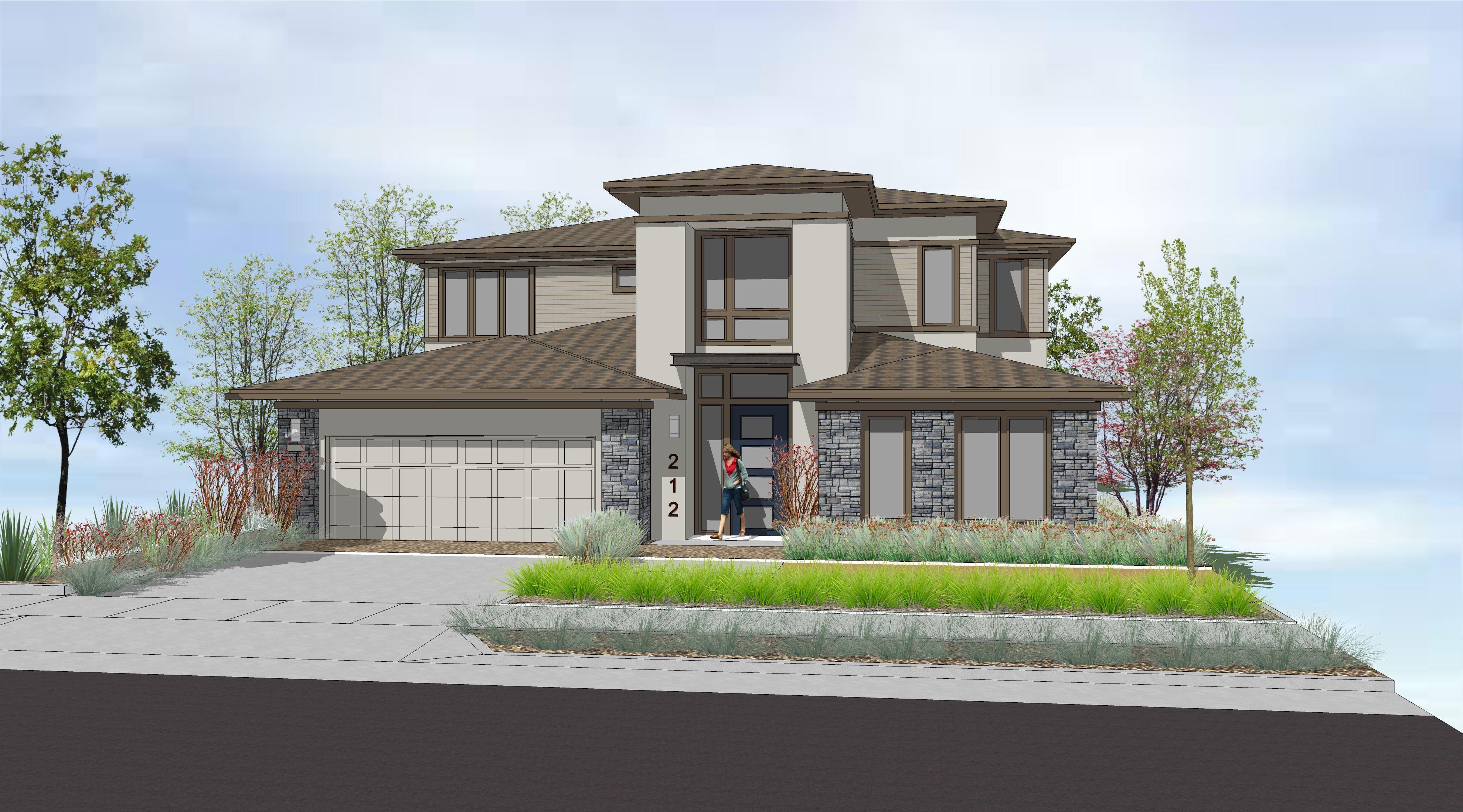 Single Family for Sale at Cresleigh Peaks - Signature - Denali 2737 Satori Way Yuba City, California 95993 United States