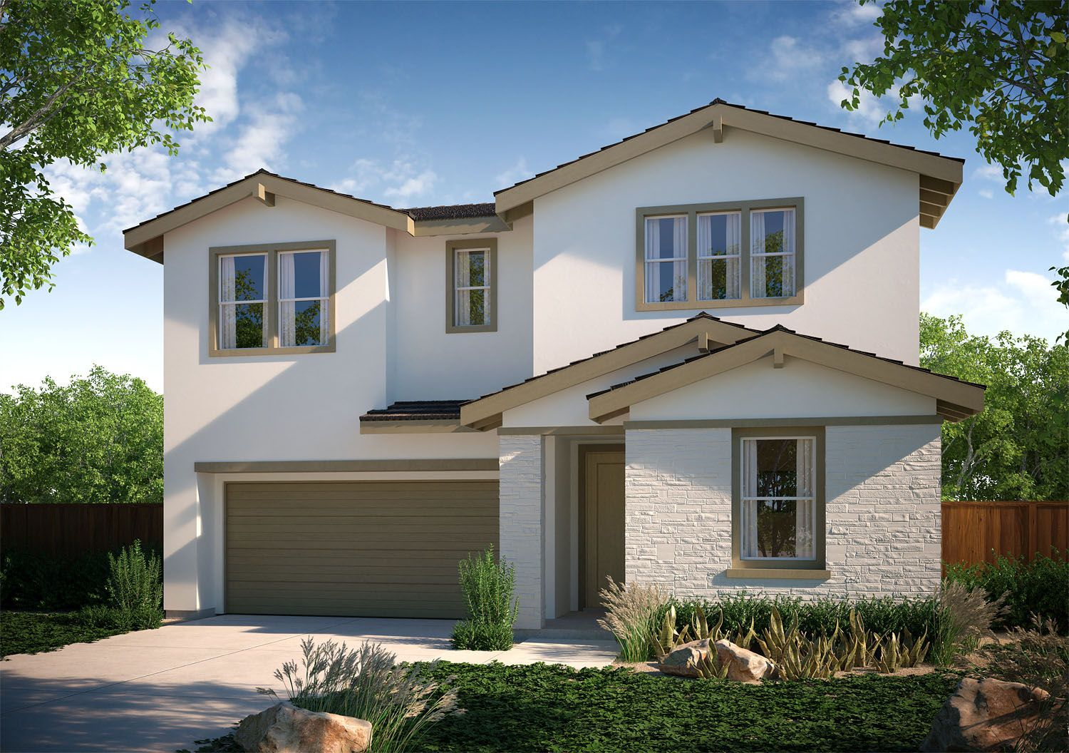 Single Family for Active at Cresleigh Domain - Residence 3 315 Chan Court Folsom, California 95630 United States