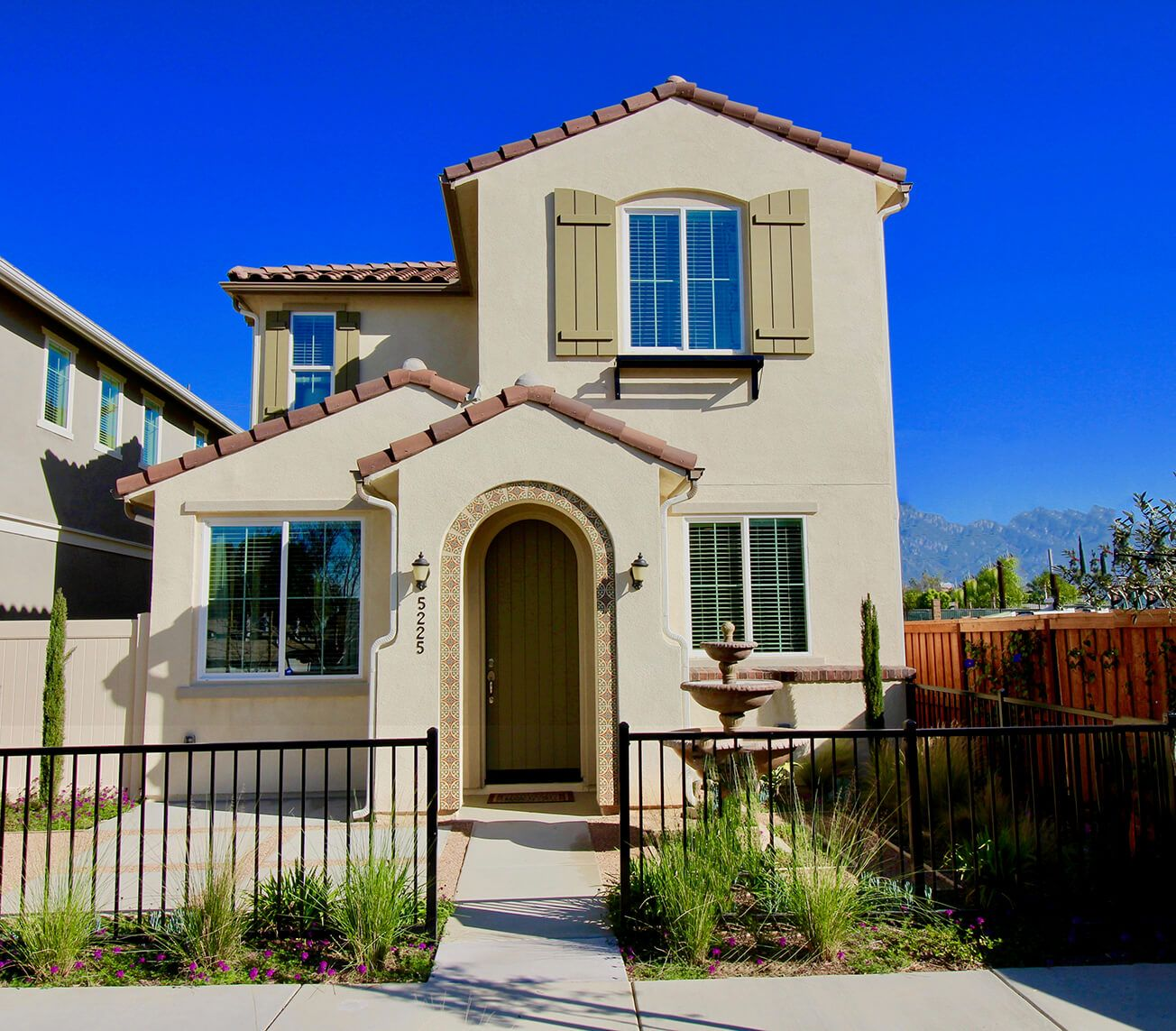 Single Family for Sale at Residence Three 4956 Adera Street Montclair, California 91763 United States