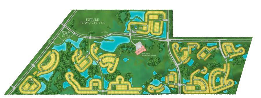 单亲家庭 为 销售 在 Bakerfield - Cordova 32855 Estate Garden Drive Wesley Chapel, Florida 33545 United States