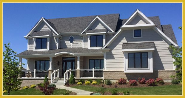 Single Family for Active at Highland Woods - The Bennington Highland Woods Blvd Elgin, Illinois 60124 United States
