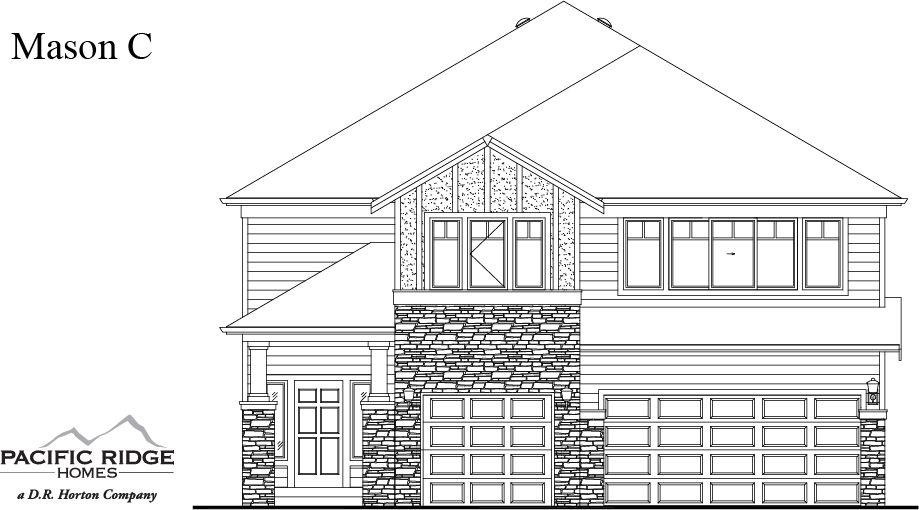Single Family for Sale at Mayfield Ii - Mason 13817 Seattle Hill Road Snohomish, Washington 98296 United States