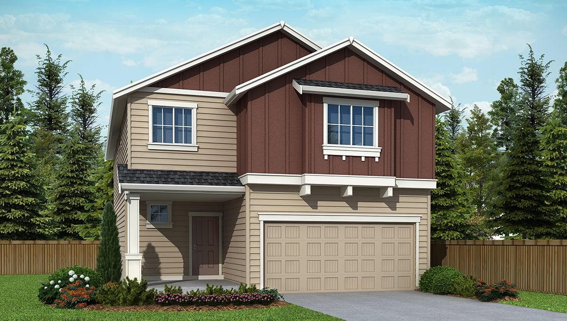 Single Family for Sale at Pine View Meadows - Cambridge 3724 17199 Se Rhododendron St. Happy Valley, Oregon 97086 United States