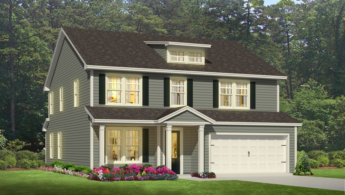 Single Family for Sale at The Preserve At Laurel Hill - Tillman 105 Laurel Hill Place Murrells Inlet, South Carolina 29576 United States