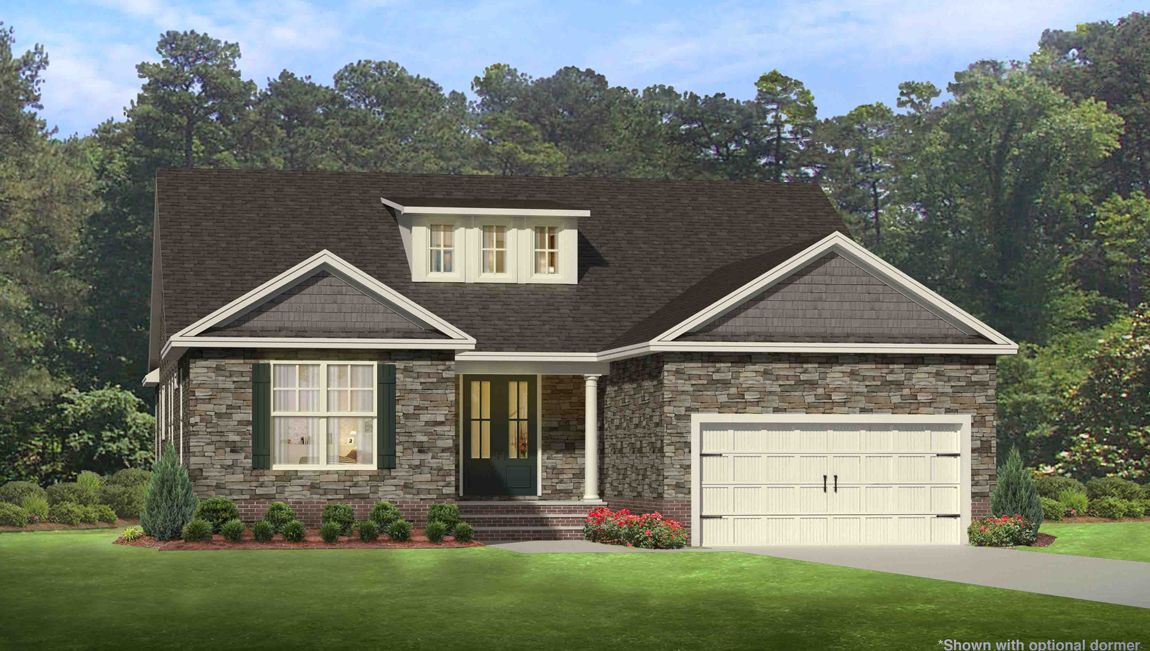Single Family for Sale at Carolina Crossing - Cumberland 141 Carolina Crossing Blvd Little River, South Carolina 29566 United States